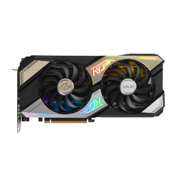 ASUS KO GeForce RTX™ 3060 OC Edition 12GB GDDR6