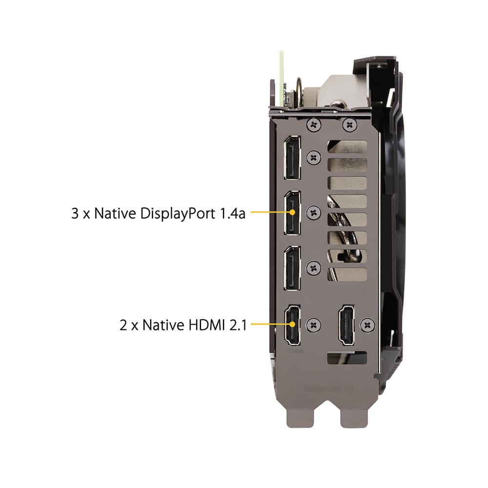 Asus TUF Gaming GeForce RTX™ 3080Ti OC 12GB GDDR6X