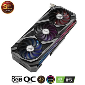 Asus ROG STRIX GeForce RTX™ 3070Ti OC 8GB GDDR6X