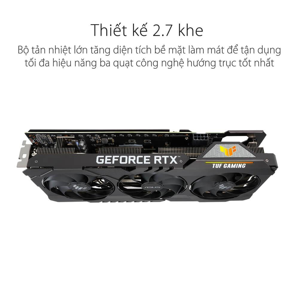 Asus TUF Gaming GeForce RTX™ 3070 Ti 8GB GDDR6X