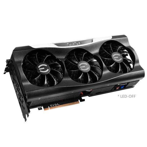 EVGA GeForce RTX™ 3070 Ti FTW3 ULTRA GAMING - 8GB GDDR6X