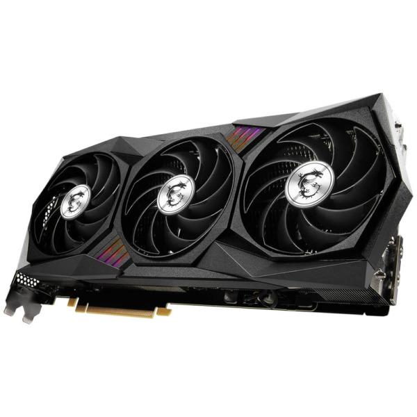 MSI GeForce RTX™ 3070Ti GAMING TRIO 8GB GDDR6X