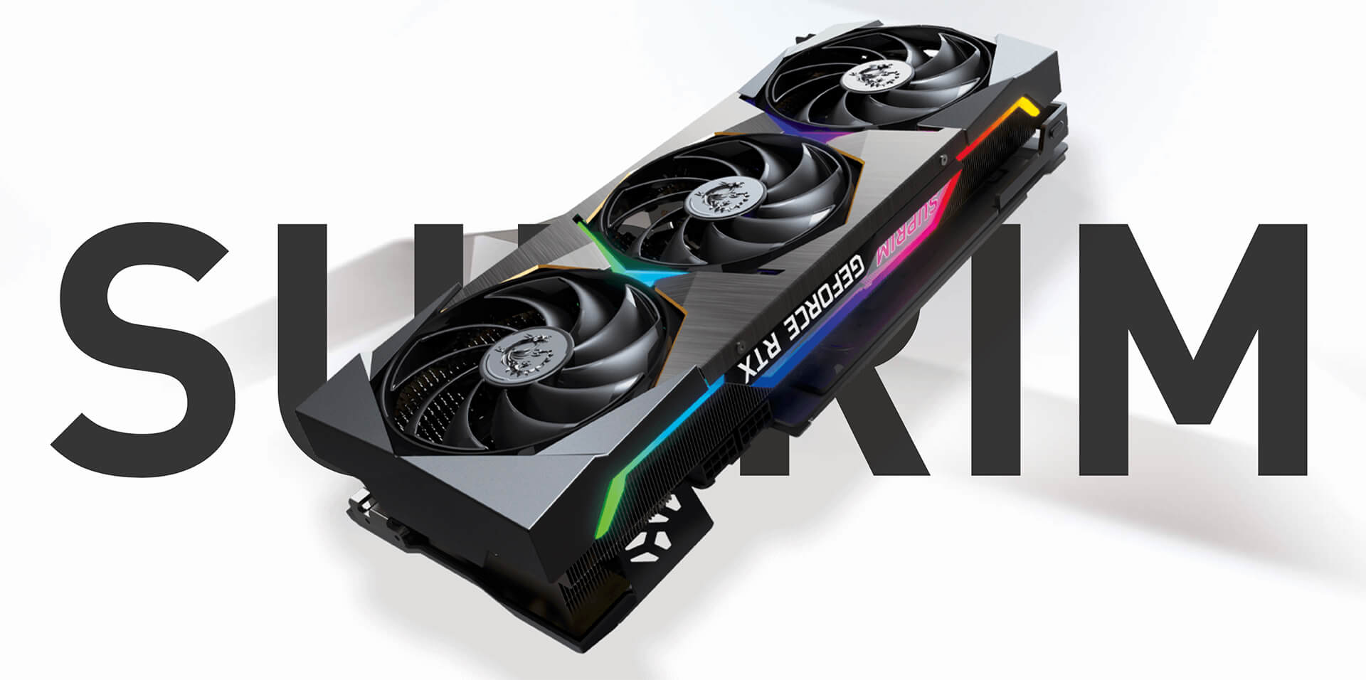 MSI GeForce RTX™ 3070 Ti SUPRIM 8GB GDDR6X