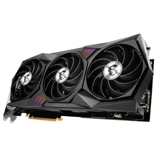 MSI GeForce RTX™ 3080Ti GAMING TRIO 12GB GDDR6X