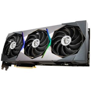 MSI GeForce RTX™ 3080Ti SUPRIM 12GB GDDR6X