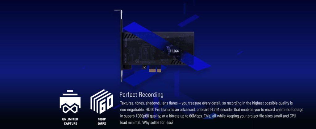 Capture Card Elgato HD60 Pro