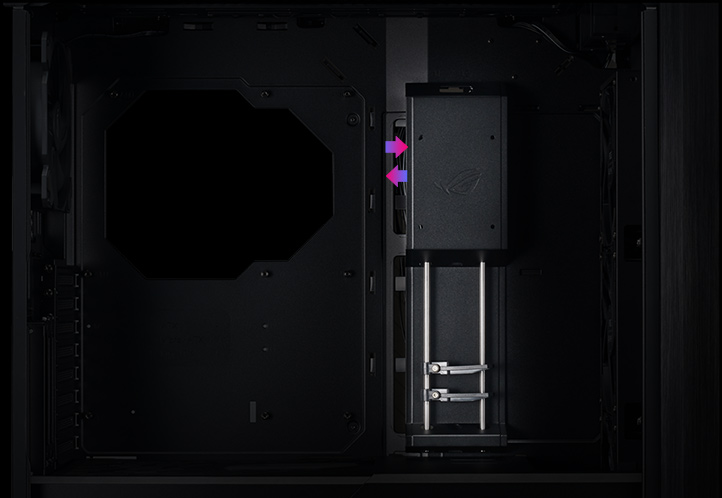 ROG Strix Helios GX601 - Mid-Tower Gaming Case