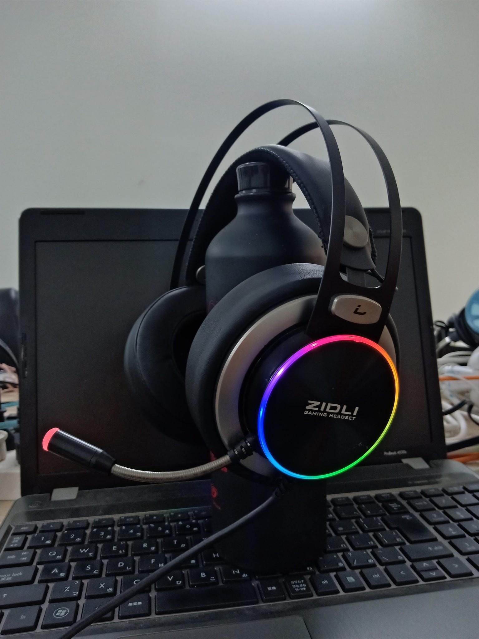 Zidli ZH20 7.1 RGB Gaming Headset