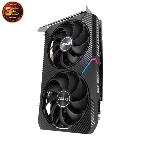 Asus Dual GeForce RTX™ 3060Ti V2 Mini 8GB GDDR6
