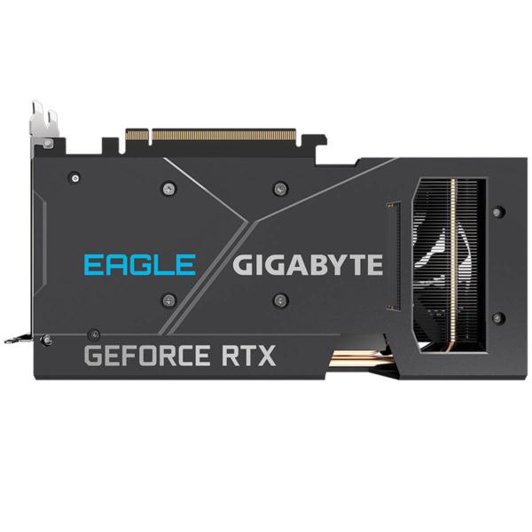 Gigabyte GeForce RTX™ 3060 EAGLE OC 12G - 12GB GDDR6 (LHR)