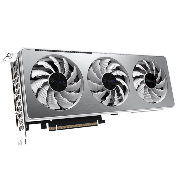 Gigabyte GeForce RTX™ 3060 VISION OC 12G - 12GB GDDR6 (LHR)