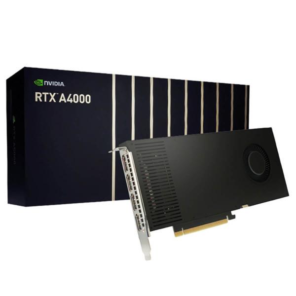 NVIDIA Quadro® RTX A4000 16GB GDR6 - Workstation Video Card