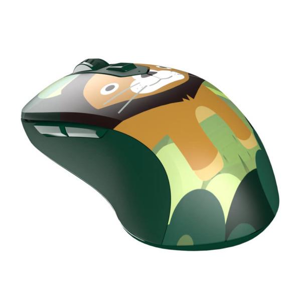 DAREU LM115G Multi-Color Lion - Wireless Mouse